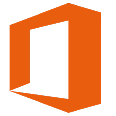 Microsoft Office Logo Software Gebrauchte Software