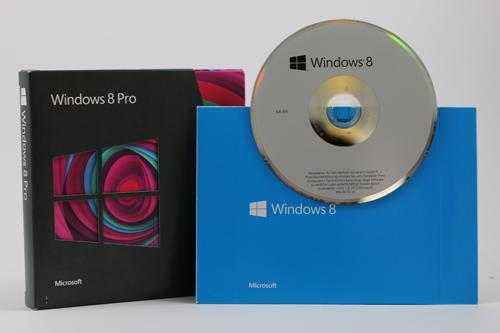 Bild: Windows 8 Pro und Windows 8 | © 2ndsoft GmbH