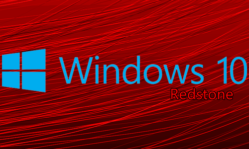 Windows Redstone | Montage 2ndsoft.de