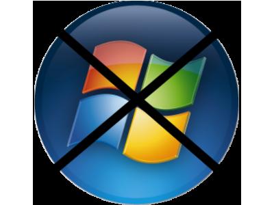 Bild: Vista steht vor dem Aus | Microsoft, bearbeitet