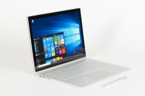 Bild: Surface Book von Microsoft, Quelle: Newsroom Microsoft Deutschland