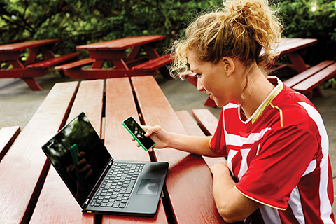 Bloatware auf Windows-10-Notebooks soll bald der Vergangenheit angehören. | Bild: Microsoft Newsroom Deutschland