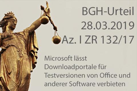 Foto: Microsoft verbietet Downloadportale für Testversionen von Office und Co. | © pixabay