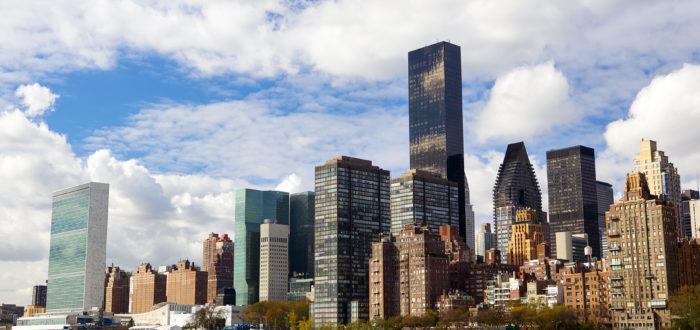 Foto: New Yorker Architektur. | © Lizenziert für Gebrauchtesoftware.de via Envato Elements.